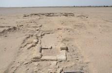 Tìm thấy một phòng tập gym của người Hy Lạp cổ đại ở Ai Cập