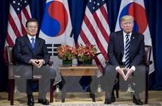 Vấn đề Triều Tiên là trọng tâm của cuộc gặp thượng đỉnh Hàn-Mỹ