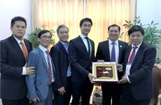 Lãnh đạo Đà Nẵng tiếp các đại biểu tham dự hội nghị APEC 2017