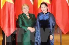 Đưa quan hệ đối tác toàn diện Việt Nam-Chile ngày càng phát triển