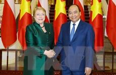 Việt Nam ủng hộ Chile tổ chức Hội nghị Cấp cao APEC 2019