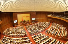 Quốc hội thông qua Nghị quyết về dự toán ngân sách nhà nước 2018