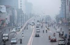 Không khí lạnh tăng cường, Bắc Bộ sáng sớm có sương mù