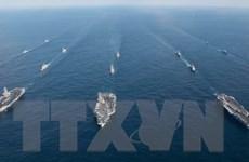 Triều Tiên đệ công hàm lên LHQ lên án tập trận chung Mỹ-Hàn