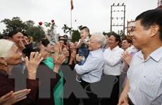 Tổng Bí thư: Vai trò, vị thế Việt Nam chưa bao giờ được như hôm nay