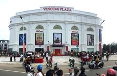 Vincom khai trương hai trung tâm thương mại tại Tuy Hòa, Uông Bí