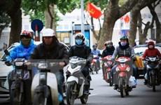 Miền Bắc rét đậm, Quảng Bình đến Quảng Nam có mưa rất to