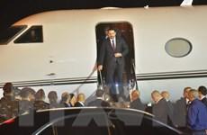 Thủ tướng Liban Hariri về nước, dự lễ diễu binh kỷ niệm Ngày Độc lập