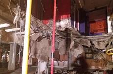 Sập hộp đêm tại Tây Ban Nha làm khoảng 40 người bị thương