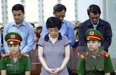 Vụ án Châu Thị Thu Nga: Chuyển hồ sơ lên Tòa án Nhân dân cấp cao