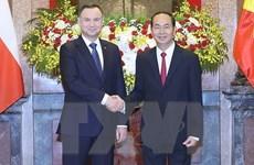 Toàn văn Tuyên bố chung hai nước Việt Nam và Ba Lan