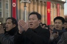 Triều Tiên tuần hành mừng sự kiện hoàn tất kho vũ khí hạt nhân