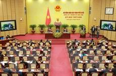 Khai mạc Kỳ họp thứ 5 Hội đồng Nhân dân thành phố Hà Nội