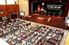 Khai mạc kỳ họp thứ 6 Hội đồng Nhân dân Thành phố Hồ Chí Minh