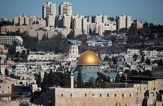 Thổ Nhĩ Kỳ cảnh báo Mỹ công nhận Jerusalem là thủ đô của Israel