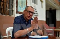 """Phó Tổng thống Ecuador tố bị """"gài bẫy"""" trong vụ tham nhũng Odebrecht"""