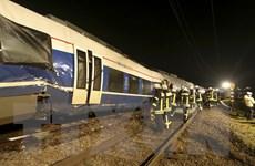 Tai nạn đường sắt nghiêm trọng tại Đức làm gần 50 người bị thương