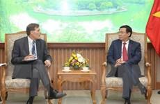 Hoan nghênh USAID hỗ trợ doanh nghiệp Việt vào chuỗi cung ứng toàn cầu