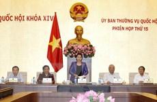 Ủy ban Thường vụ Quốc hội họp xem xét nhiều nội dung quan trọng