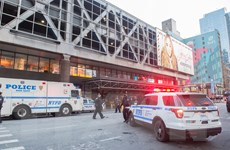 Thông tin ban đầu về đối tượng tình nghi của vụ nổ tại Manhattan