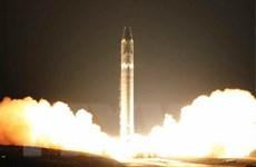 Mỹ không coi ICBM mới của Triều Tiên là mối đe dọa thực sự