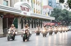 Hà Nội mở cao điểm đảm bảo an ninh, trật tự dịp Tết Mậu Tuất 2018
