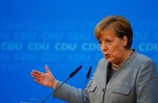 Thủ tướng Đức Merkel đặt ra thời hạn đạt thỏa thuận liên minh với SPD