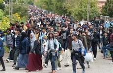 Liên hợp quốc kêu gọi các nước hợp tác quản lý dòng người di cư