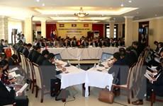 Hội nghị cấp cao SOM tam giác phát triển Campuchia-Lào-Việt Nam