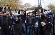 Iraq phong tỏa thành phố lớn thứ 2 của người Kurd sau 2 ngày biểu tình
