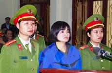Giữ nguyên bản án 9 năm tù giam với đối tượng chống phá Nhà nước