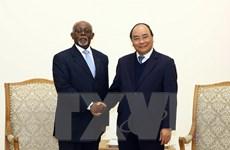 Thủ tướng Nguyễn Xuân Phúc tiếp Bộ trưởng Ngoại giao Cameroon