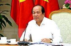 Bộ trưởng Mai Tiến Dũng: Các Bộ rất mong mỏi Tổ công tác của Thủ tướng