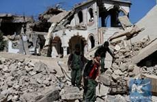 Yemen: Liên minh Arab không kích vào khu chợ, ít nhất 20 người chết