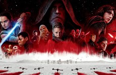 """Star Wars: The Last Jedi"" vượt mốc 1 tỷ USD, ăn khách nhất 2017"