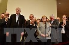 Đàm phán lập Chính phủ ở Đức gặp khó khăn do bất đồng về thuế