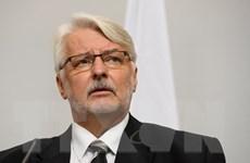 Ngoại trưởng Ba Lan nêu 3 kịch bản giải quyết khủng hoảng ở Ukraine
