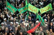 Iran cáo buộc Mỹ can thiệp công việc nội bộ, hỗ trợ biểu tình
