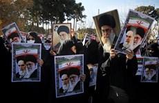 Hàng chục nghìn người tuần hành ôn hòa ủng hộ chính phủ Iran