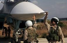 Phiến quân Syria dùng máy bay không người lái tấn công căn cứ Nga