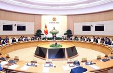 Chính phủ ban hành Nghị quyết phiên họp Chính phủ với địa phương