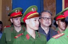 Xét xử Phạm Công Danh: Ông Trần Bắc Hà xin vắng mặt vì lý do sức khỏe