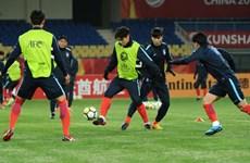 Giải U23 châu Á: Đội trưởng tuyển Hàn Quốc cảnh báo Việt Nam