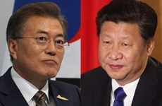 Trung, Hàn tái khẳng định giải quyết vấn đề hạt nhân Triều Tiên