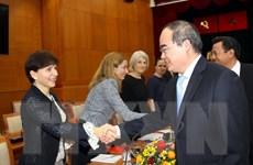 Thúc đẩy hợp tác giữa TP Hồ Chí Minh với Liên minh châu Âu