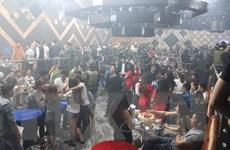 Hàng chục người sử dụng ma túy trong quán bar tại Đồng Nai