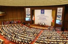 Khai mạc Hội nghị lần thứ 26 Diễn đàn Nghị viện châu Á-Thái Bình Dương