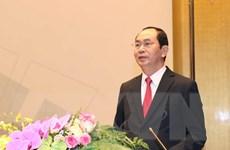 Bài phát biểu chào mừng của Chủ tịch nước tại lễ khai mạc APPF-26