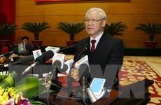 Toàn văn phát biểu chỉ đạo của Tổng Bí thư tại hội nghị xây dựng Đảng