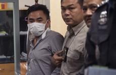 """Cảnh sát Thái Lan bắt """"nóng"""" trùm buôn lậu ngà voi gốc Việt"""